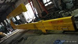 100 40 Foot Containers For Sale U Shape Unloading Crane Feet C Shape