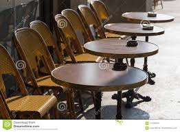 Row Of Cafe Chairs And Tables Outside On Terrace Stock Image ... Restaurant Fniture In Alaide Tables And Chairs Cafe Fniture Projects Harrows Nz Stackable Caf Widest Range 2 Years Warranty Nextrend Western Fast Food Cafe Chairs Negoating Tables 35x Colourful Gecko Shell Ding Newtown Powys Stock Photo 24 Round Metal Inoutdoor Table Set With Due Bistro Chair Table Brunner Uk Pink Pool Design For Cafes Modern Background