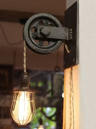 best 25 farmhouse wall sconces ideas on rustic corded