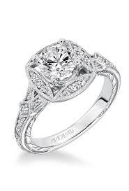 Vintage Engagement Rings Styles Brides Style