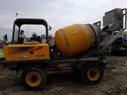 100 Concrete Mixer Truck For Sale Dieci N 2400 Used Sale By Edimac Srl