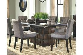 Ashley Kitchen Table Set Furniture Dining Room Appealing Tables On