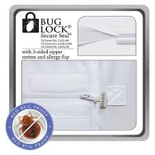 Protecta Bed Mat by Protect A Bed Buglock Bed Bug Proof Mattress Encasement Target