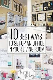 wohnzimmer büro layout ideen wohnzimmer büro raum für