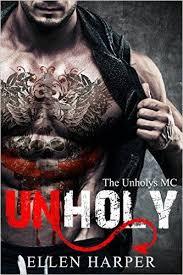 Unholy By Ellen Harper