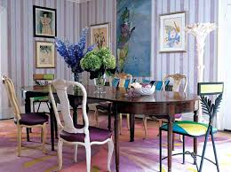 Eclectic Dining Chairs Captivating Room Designs Table Ideas