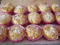 apfel quark muffins