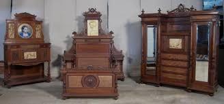 schlafzimmer mit medallions antike schlafzimmer