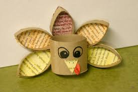 How To Make A Toilet Paper Roll Turkey