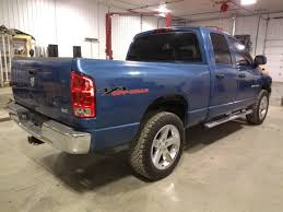 100 Blue Dodge Truck 2005 Ram 1500 S 8500 CLEAN TITLE Rock Auto Sales