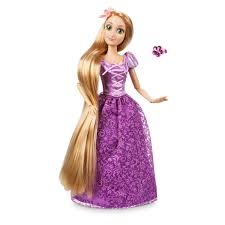 Rapunzel Classic Doll With Ring Tangled 11 12 ShopDisney