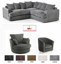 Swivel Cuddle Chairs Uk by Cuddle Chair Sofas With Swivel Ebay