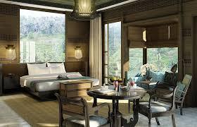 chambre rang馥 mandapa ritz carlton reserve ubud travelplusstyle com honeymoon