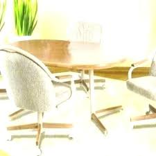 Best Dining Room Chairs Dining Chair With Casters Best Dining Room