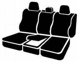 Fia Neo Neoprene Custom Fit Truck Seat Covers - Titan Truck