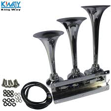 FREE SHIPPING CHROME LOUD 152DB 3 TRIPLE TRUMPET TRAIN AIR HORN ... Horn Tech 12v Truck Air Horn Youtube Massive Lifted Coal Rolling Nitrous Injection Train Truck City Chrome Parts Train 3 Bell 0135 Decibels Williams 2011 Ford F150 Super Cab Install Important K6la Nathan Airchime Horns Chevy Forum 4 Trumpet 12v Compressor Kit Blue Tank Gauge For Car Who Needs A Spare Tire When You Can Have Wolo From Northern Tool Equipment Wolo Truck Air Horns And High Pressor Onboard Systems Quick Sample Of A Actual Train Horn On Fire Somewhere In The Best For The Money In Travel 2018 Trainhorn