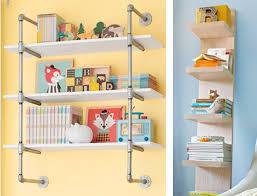 Bedroom Organization Ideas Small Shelves Beside Bed Diy