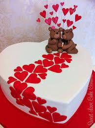 teddy sweet cake couture valentinskuchen