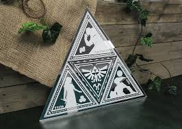 Zelda Triforce Lamp Amazon by Amazon Com Legend Of Zelda Tri Force Mirror Home U0026 Kitchen