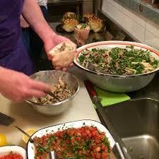 cuisine en direct préparation en direct picture of miznon tripadvisor