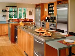 Creating A Gourmet Kitchen | HGTV Kitchen Design Home Impressive 20 Professional Awesome Ideas Kitchen Design White Cabinets In Fascating Designs Designer Room Marvelous Custom Remodel New Black Tiles Dark Metal Cabinet Wonderful To Industrial For Easy