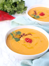 Vitamix Pumpkin Curry Soup by Spicy Crockpot Pumpkin Soup Eat The Gains