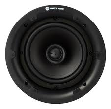 Sonance In Ceiling Speakers by Monitor Audio Pro 65 Trimless In Ceiling Speakers 5 Pack