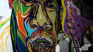 Famous Street Mural Artists by Watch Famous Street Artist Paints Redman Mural In Hyperlapse