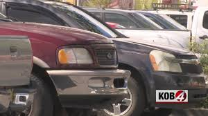 Multiple Carjackings Reported At UNM | KOB 4