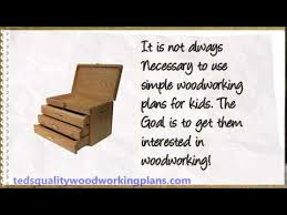 Easy DiY Wood Projects For Kids Woodworking Plans