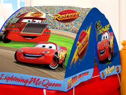 Lighting Mcqueen Toddler Bed by Bedroom Furniture Stunning Bed Tents Cars Tent Toys Twin