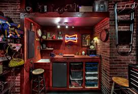 Special Spaces Rustic Shed St Louis by Twin Peaks