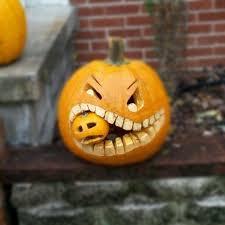 Pac Man Pumpkin Pattern by Halloween Pumpkin Ideas Everydaytalks Com