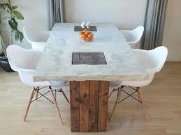 best 25 concrete top dining table ideas on pinterest concrete