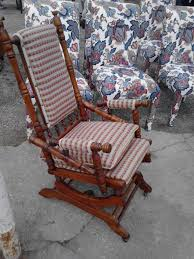 Lincoln Rocking Chair On Wheels & 1880 German Bible My First ... Rocking Chair In Lincoln Lincolnshire Gumtree Tells A Story Beyond The Assination Abraham From Fords Theatre Before Cherry Rocker Classic Rock Antiques Lincoln Rocker Arthipstory Showing Photos Of Upcycled Chairs View 1 20 Antique 1890 Victorian Wood Cane Back All Re A 196070s Rocking Designed By Torbjrn President Was Assinated This Today Lincolns Placed Open Plaza Antiquer Reupholstery On Wheels 1880 German Bible My First