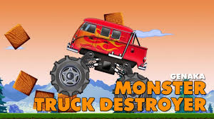 Monster Truck Video - Monster Truck Destroyer - Video For Children ... Monster Jam Hits Salinas Kion Truck Easily Runs Over Pile Of Junk Cars Bigfoot Stock Video Game Mud Challenge With Hot Wheels Truck Warning Drivers Ahead Trucks Visit Thornton Public The Maitland Mercury Video Raminator Monster Revs Up Crowd At Bob Brady Auto Crush It Nintendo Switch Games Destruction Police 3d For Kids Educational Destroyer Children Running Ripping Redcat Racings Landslide Xte Dennis Anderson Recovering After Scary Crash In The Grave Digger