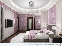 17 Purple Bedroom Decor For Glamorous Design