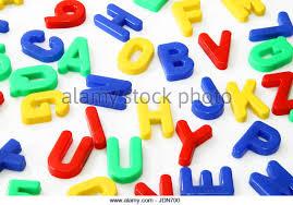 Magnetic Letters Stock s & Magnetic Letters Stock Alamy