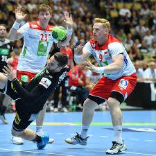 Handball Nationalteam Deutschland Unterliegt Norwegen In München
