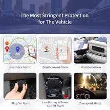 100 Truck Gps App 489 Jueapu OBD Vehicle GPS Tracker Real Time Locator