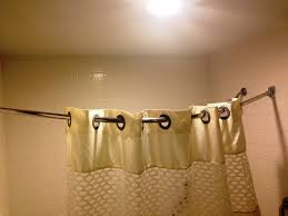 Extra Long Curtain Rods 180 Inches by Curtain How To Install Target Shower Curtain Rod For Your