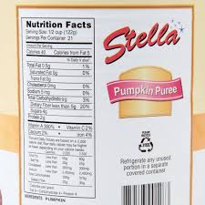 Calories In Libbys Pumpkin Roll 10 can 100 pure canned pumpkin 6 case
