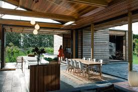 100 Gabion House Bramasole Herbst Architects