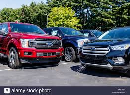 100 Ford Truck Dealership Indianapolis Circa July 2018 Local Car And