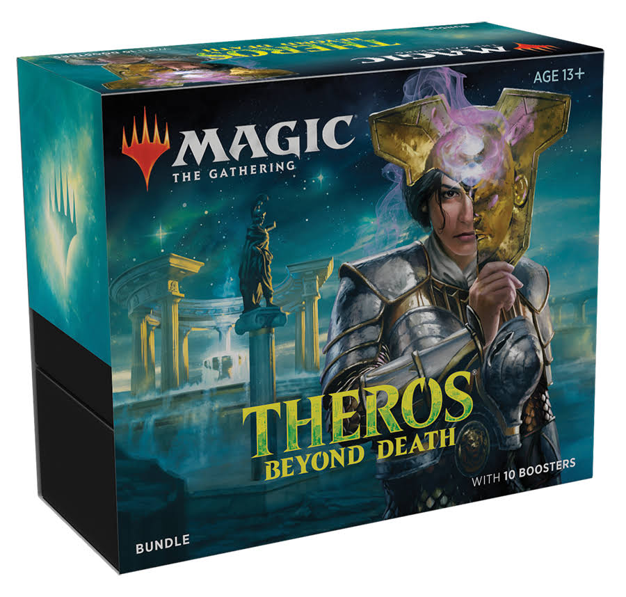 Magic The Gathering: Theros Beyond Death - Bundle (PREORDER)