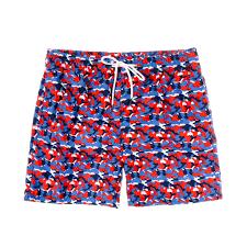 100 Coco Republic Sale Mens Digital Camo Board Shorts In Blue