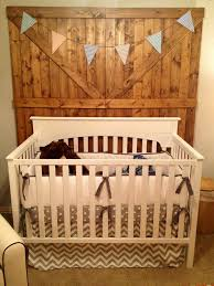Baby Boy Rustic Modern | White Crib Bedding, Barn Doors And Crib ... Emme Claire In Her Disney Princess Bed Pottery Barn Kids Bedding Baby Fniture Bedding Gifts Registry Cowboy Boy Crib Dandy Pony And Stuning Birdcages Twin Teen Derektime Design 24 Cool And Serta Perfect Sleeper Waddington Plush Enfield Ct Location Dress Wdvectorlogo Brody Quilt Toddler Boys Room Pinterest Farmdale Euro Top Country Quilts Primitive Patchwork Vhc Brands Nursery Beddings Jakes Fire Truck Articles With Sheet Set Tag