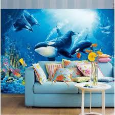 Ocean Wall Murals Wall Decor The Home Depot
