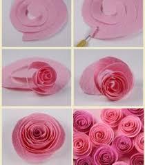 Craft Easy Felt Flower Hair Tie