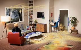 bakterien die wildnis im wohnzimmer geo